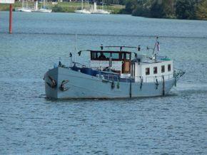 Luxemotor Dutch  Barge Practical cruising home - Main Photo