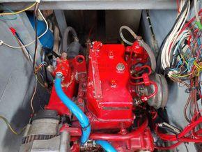 Westerly Griffon II Bilge Keeled - Engine