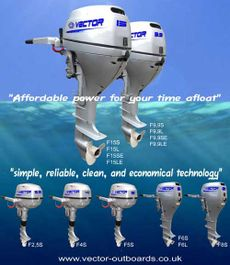 Vector Outboards 4stroke engines