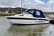 Galeon Galia 700 Walkaround with Mariner 150HP FourStroke (Stock Boat
