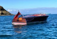 18ft. CHRIS CRAFT RIVIERA - Professionally restored