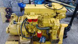 1992 Yr Lister CS4 (FORD 2722E) 72hp Marine Diesel Engine Package