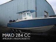 2016 Mako 284 CC