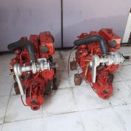 Bukh DV48 Engine Pair - from used lifeboat