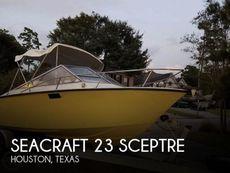 1977 SeaCraft 23 SCEPTRE