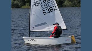 McLaughlin Optimist Pro Racer 6382 2015