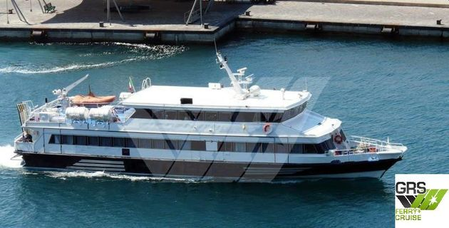 36m / 256 pax Passenger Ship for Sale / #1033724