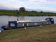 Cruiser Narrow Boat - Maud