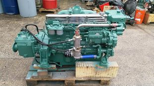 Ford Sabre 120C 120hp (2725E) Marine Diesel Engines