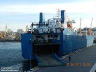 464' 5,638 mt DWT RoRo Ship