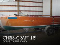 1951 Chris-Craft Sportsman