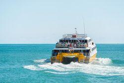 270 passenger ferry suitable for coastal service