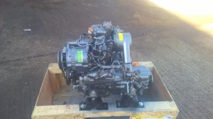 Yanmar 1GM10 9hp Marine Diesel Engine Package - Low Hours Late Model
