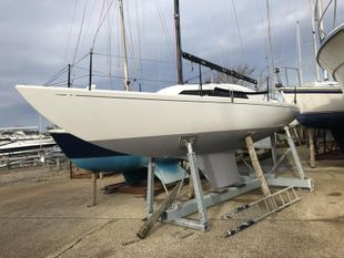 Custom refurbished International H Boat
