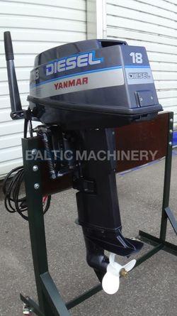 YANMAR D18 D27 D36 D40 with warranty !