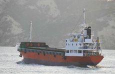 58mtr General Cargo Vessel