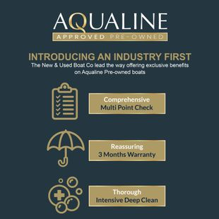 Aqualine Boats Wanted Customers Waiting for Quality Used Aqualines