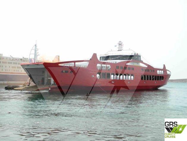 100m / 900 pax Passenger / RoRo Ship for Sale / #1104418
