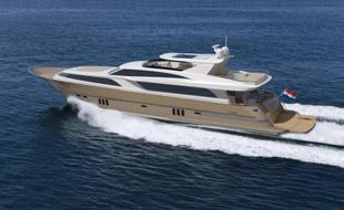 2021 Van der Valk Raised Pilothouse 35M