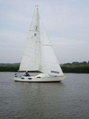 Kinsman trailer sailer
