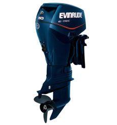 Evinrude E-TEC 50 INLINE 2