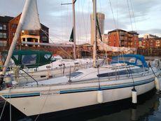 Gibsea 105 Sailing Cruiser 34'