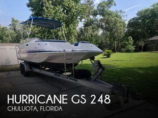 2002 Hurricane GS 248