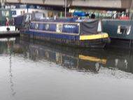 Under Offer Bernicia 30ft Cruiser Stern built 1991 by Liverpool Boats