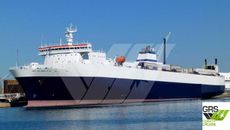 200m / 2631 lane meter RoRo Vessel for Sale / #1059576