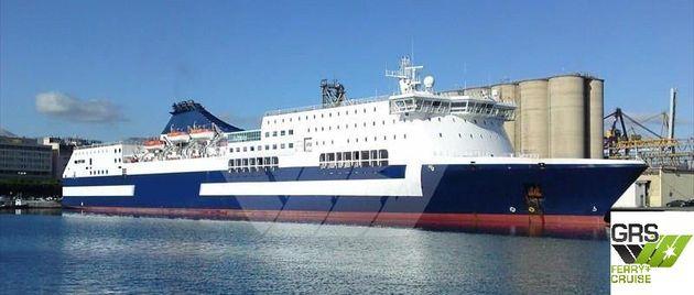 212m / 1.200 pax Passenger / RoRo Ship for Sale / #1059804