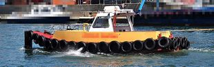 2003 WORK BOAT 8.60 m Only For Charter