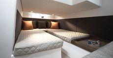 Sealine SC35 Rear Cabin