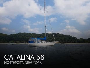 1979 Catalina 38