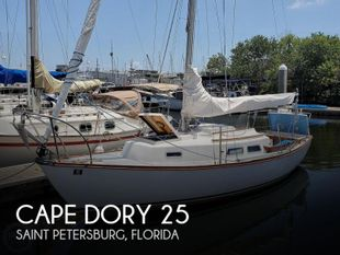 1975 Cape Dory 25