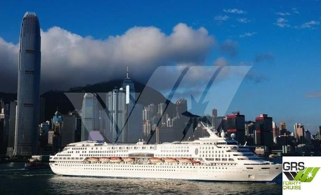 230m / 1.511 pax Cruise Ship for Sale / #1050012