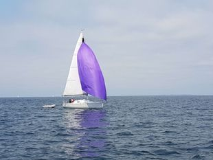 2007 FIRST 27.7 LIFTING KEEL
