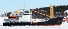 137' Ice Multi Support Vessel