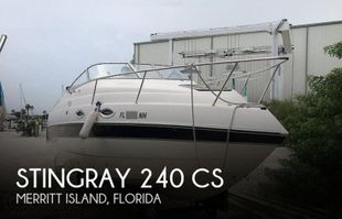 2006 Stingray 240 CS