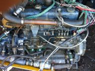 Ford Lehman Marine Engine and Gear