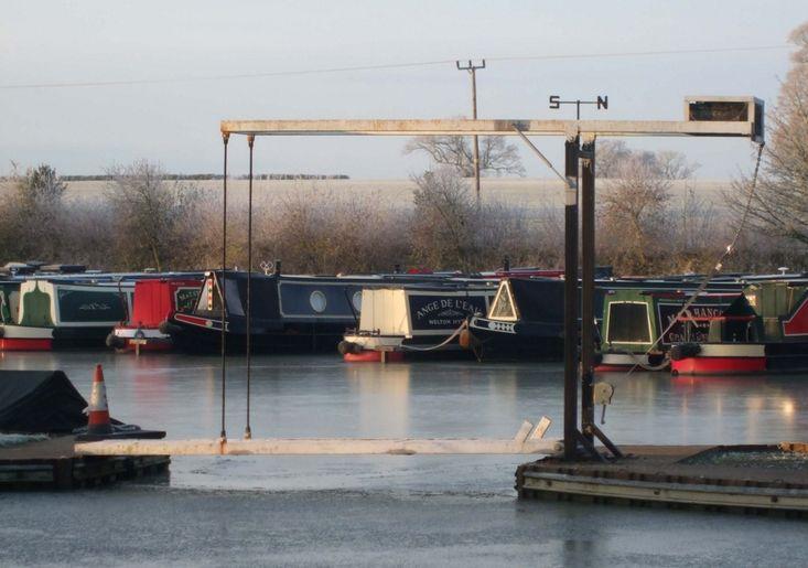 Weltonfield Narrow Boat