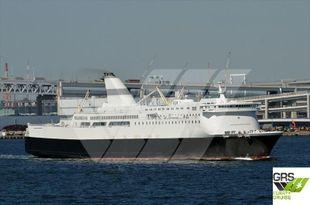199m / 475 pax Passenger / RoRo Ship for Sale / #1055417