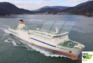 195m / 667 pax Passenger / RoRo Ship for Sale / #1062241