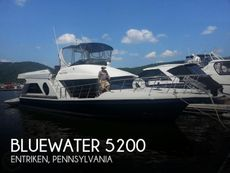 2007 Bluewater Yachts 5200