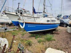 Pandora swing keel 21'