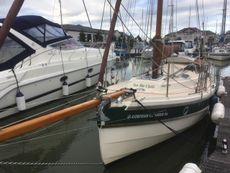 Cornish Crabber 24 mk 4 Now Sold