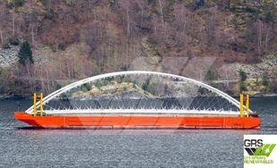 90m / 24m Pontoon / Barge for Sale / #1085294