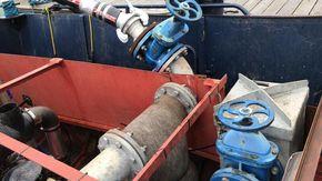 Strum box and valves