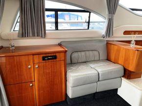 Cranchi 40 Atlantique - Saloon - Port Side