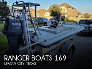 2007 Ranger Boats 169 Ghost