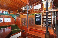 2 Bed Houseboat in Chelsea SW3